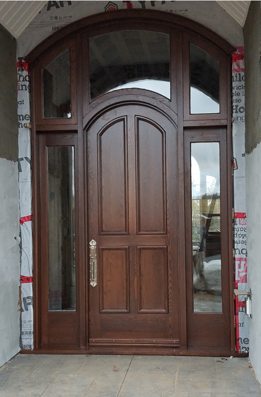 Fascinating wood exterior doors nova scotia images exterior ideas 3d Exterior doors installation calgary