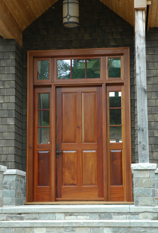 Arts And Craft Exterior Doors